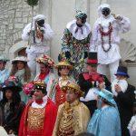 Il Carnevale per propiziare l'anno agricolo: i Mesi di Cercepiccola. ANTEPRIMA su nuovi sviluppi di ricerca
