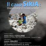 Il Caso Siria: distruzione e ricostruzione